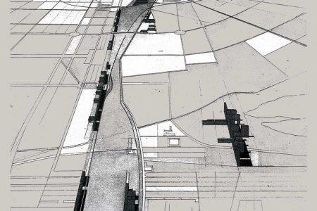 Progetto Milano Corsico – disegno con M. Brandolisio